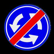 Verkeersbord - geen reïncarnatie