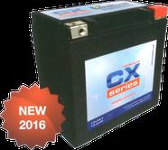 Unibat CX wartungsfreie Gel Batterien
