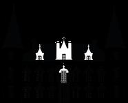 logotipo del Castillo Bella Epoca, habitaciones de huespedes y albergues en Linxe en Las Landas