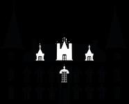 Logo des Schloβes Belle Epoque, Gästezimmer und Ferienwohnungen in Linxe in der Gegend  «  Les Landes ».