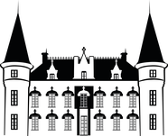 logo du Château Belle Epoque, chambres d'hôtes et gîtes à Linxe dans les Landes