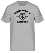 "T-Shirt ""Elbmergency 2015"""