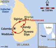 12 o 13 Tage Kurz-Rundreise & Baden Malediven 4*Holiday Iland ab 2.199€