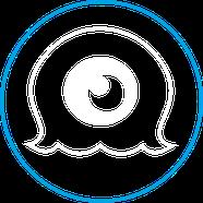 Stärke Adlerauge Icon Auge