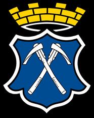 Bild zeigt das Wappen der Stadt Bad Homburg.