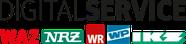 Websites von WAZ, NRZ, WR, WP und IKZ