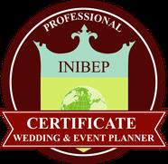 Certificados en Wedding & Event Planner INIBEP