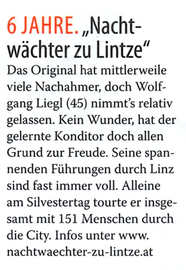 Linzer City Magazin - Februar 2013