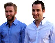 Die Top Formel1 Experten Nick Heidfeld (links) & Sven Heidfeld (rechts)