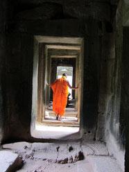 Temple Bayon Cité d'Angkor Thom
