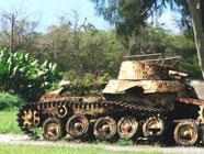 日本軍97式中戦車