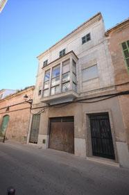 Haus zum renoviern, Stadthaus mit Garage Felanitx Mallorca