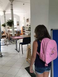 Vindobona Montessori Privatschule Ankommen