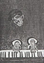 Le bluesman