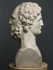 Janus - Italie - Fin XVIIIe siècle.