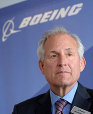 Boeing CEO, Jim McNerney