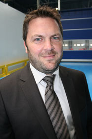 Steven Polmans, Head of Cargo at Brussels Airport Company (MAS)