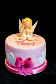 Motiv Torte mit Engel