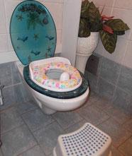 Le réducteur de WC