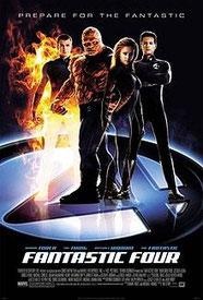 Vor zehn Jahren erblickten die Fantastic Four das erste Mal die große Kino-Leinwand