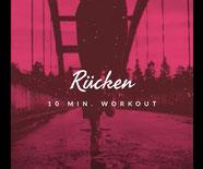 10 Minuten Rücken-Workout