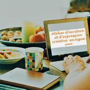 Atelier d'écriture en ligne gratuit