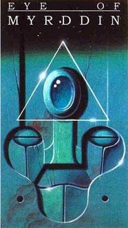 Tarot L'Oeil de Myrddin - Boîte