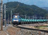 松本と長野を結ぶ篠ノ井線