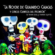 Títeres Garabatosos  Espectáculo Día de Muertos