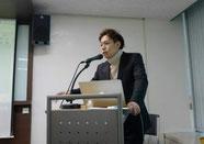 第2回韓日未来フォーラム実行委員長(笹山氏)ㅣ제2회한일미래포럼실행위원장 사사야마씨
