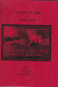 Cover of The Way It Was, VI: Never Again