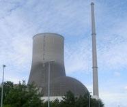 Atomkraftwerk in Mülheim-Kärlich. Foto: Denise Bergfeld