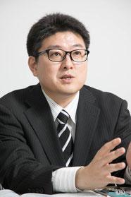 代表取締役佐藤大偉写真