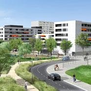 Arbram, Toulouse (31), habitat participatif, SCI APP, Les Chalets