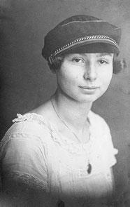 Nana Stern geborene Kahn