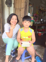 Tâm and his godmother