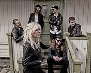 Lisa Lystam Family Band: Blues-Sensation aus Schweden (Foto: LL)