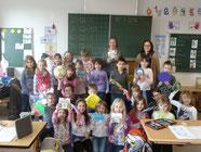 Pausenkisten für unsere Kinder - Schule Ziegelhütten