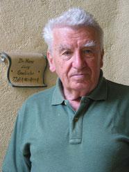 Dr. Hans Gödicke verstarb am 25. Feber. Foto: WaPA/Voglauer
