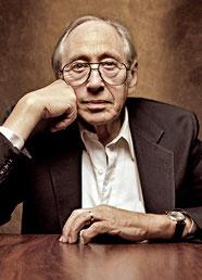 Zukunftsforscher Alvin Toffler