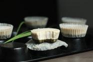 Vegane Cheesecake Törtchen