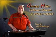 Günter Hiller - Alleinunterhalter