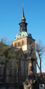Ev. Stadtkirche St. Pankratius