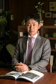 株式会社潮産業 ノルフィーノ事業部部長 城ヶ崎淳さん