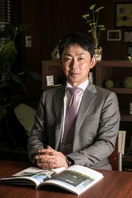 潮産業株式会社 ノルフィーノ事業部 城ヶ崎淳さん