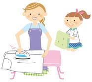 子どもお洗濯教室
