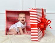 Ein Baby als Geschenk