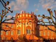 Biebricher Schloss in Wiesbaden. Foto Victoria Shkarovskaya