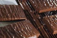 Feinster Schokoladenüberzug für die Felber Schokoladenkreationen