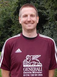 Trainer Roman Skowranek weilt im Urlaub und wird seinem Team somit fehlen.